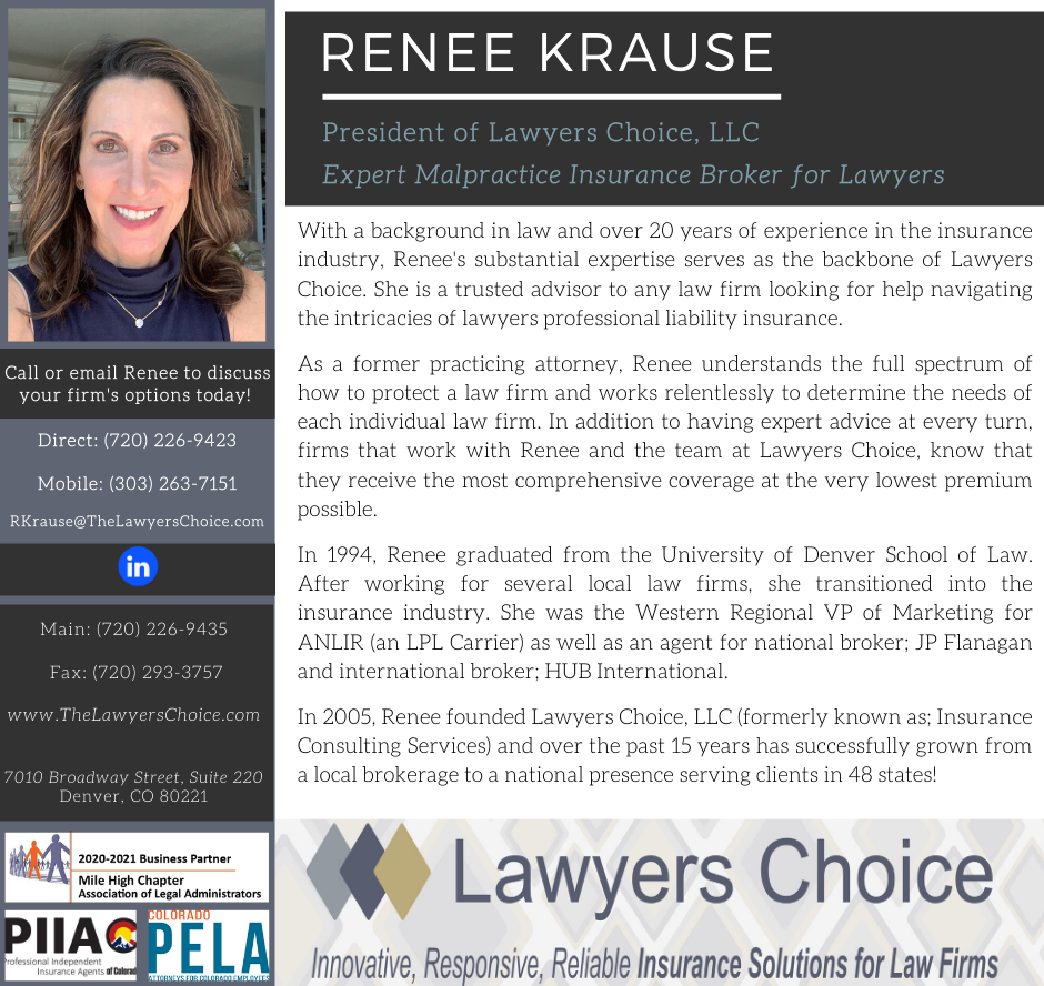 Meet Renee Krause: